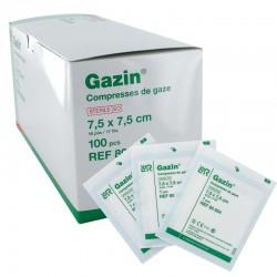 COMPRESSE DE GAZE 30X30CM PAR 100