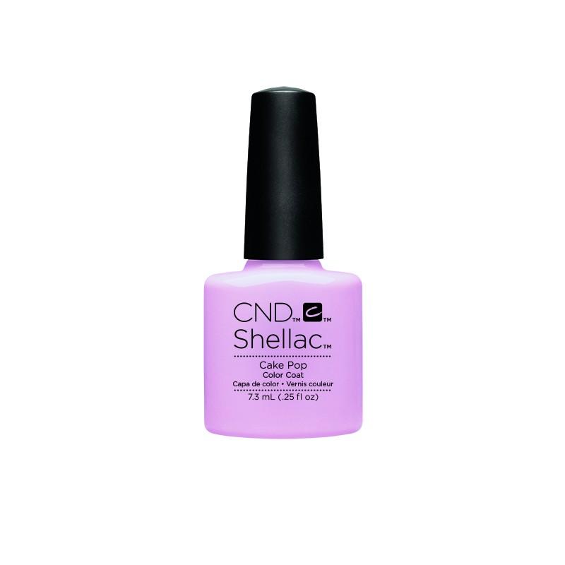 CND - CND SHELLAC GEL VERNIS SEMI PERMANENT 7.3ML - CAKE POP