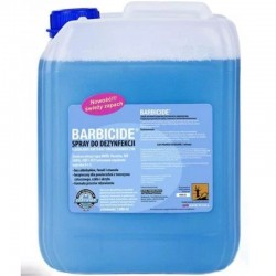 BARBICIDE - BARBICIDE SPRAY DESINFECTANT MULTI SURFACES RECHARGE 5L