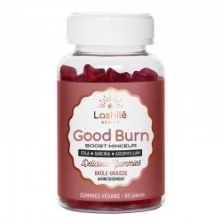 LASHILE - LASHILE GOOD BURN FLACON 60 GUMMIES