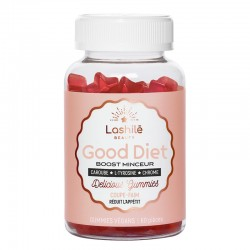 LASHILE - LASHILE GOOD DIET FLACON 60 GUMMIES