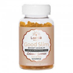 LASHILE - LASHILE GOOD SLIM FLACON 60 GUMMIES