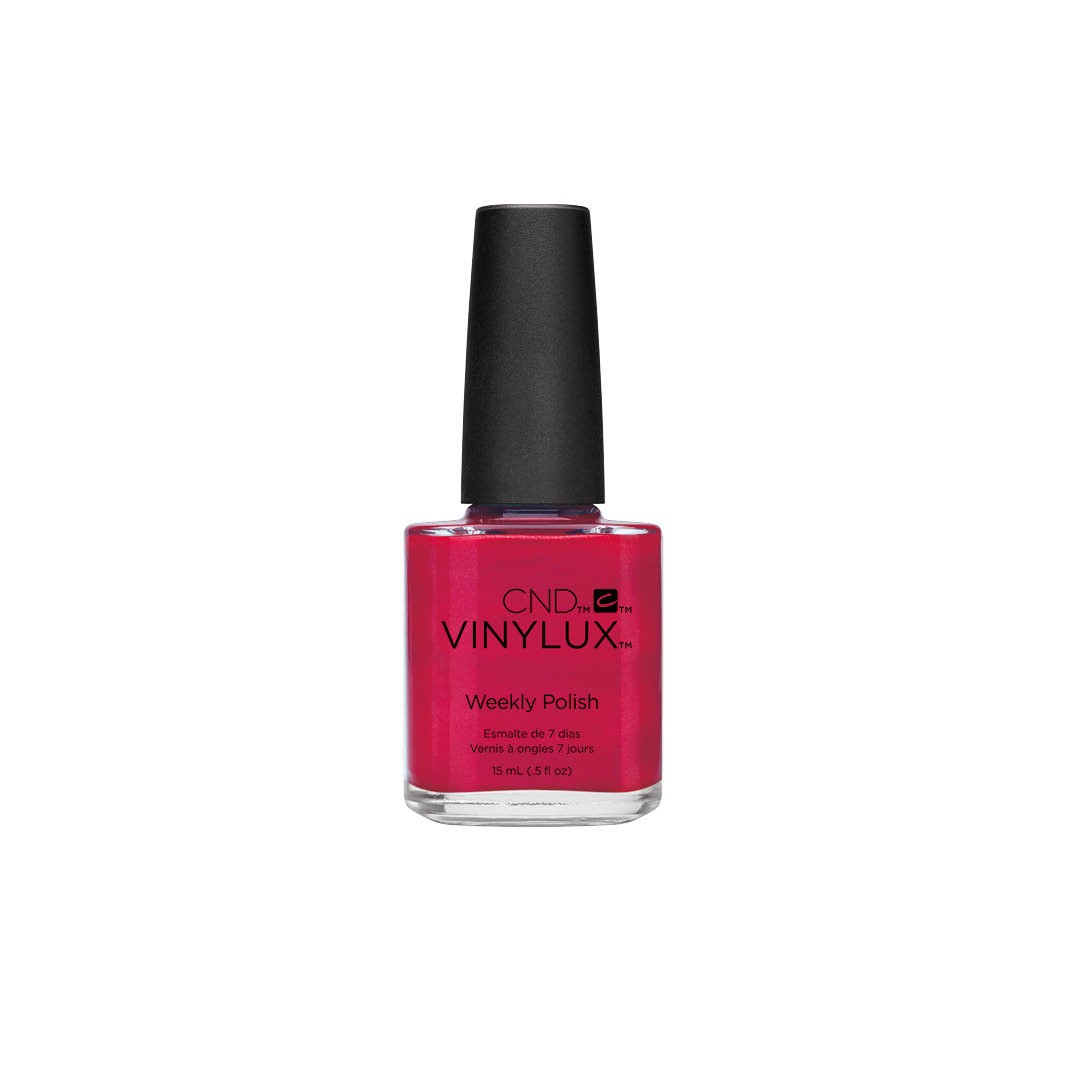 CND - CND VINYLUX VERNIS A ONGLES 15ML - HOT CHILI #120
