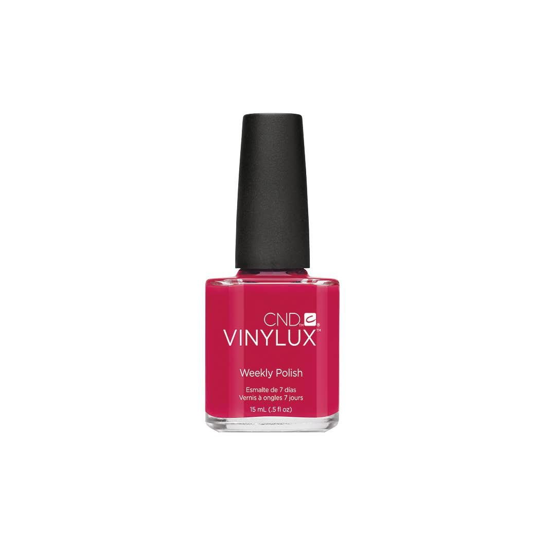 CND - CND VINYLUX VERNIS A ONGLES 15ML - ROSE BROCADE #173