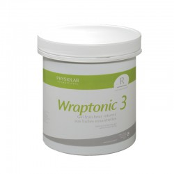 PHYSIOLAB - WRAPTONIC 3 GEL FRAICHEUR INTENSE POT 1KG