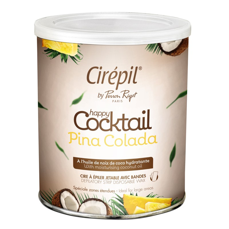 CIREPIL BY PERRON RIGOT - CIRE PERRON RIGOT HAPPY COCKTAIL POT 800G