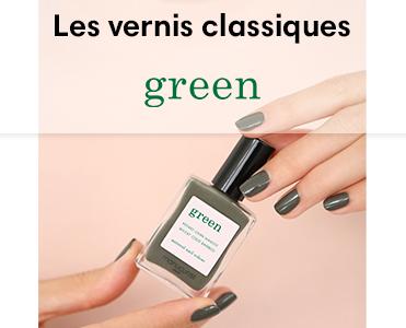 Les vernis classique Green
