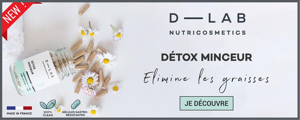 Dlab Nouveau Detox Minceur
