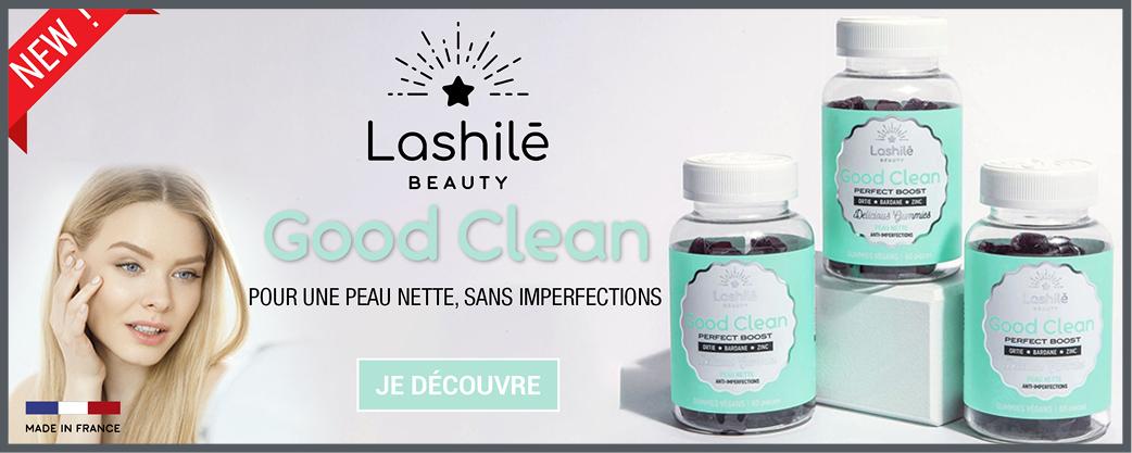 Lashilé Good Clean